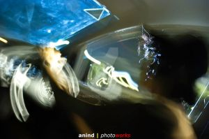 Drive With Lights by anind