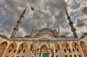 Sultanahmet Mosque - Istanbul by shhhhh-art