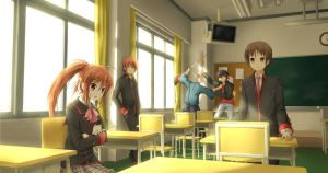 Little Busters! ~Refrain~ by AsakuraShinji