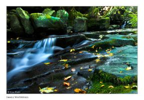 Small Waterfall_2 by Marcello-Paoli