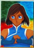 Korra by Brother-Tico