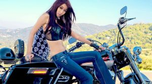 Motorcycle and Jeans 2 by SpankingJeans