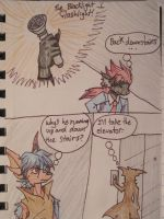 The Human Complex pg14 by DreagonArchives