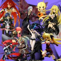 cOlLaGe AnImE fIgUrEs by AnGiEdArKdEm0n