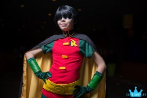 Robin by elitecosplay