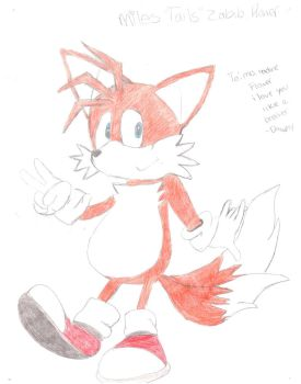 Tails for Nado (Art Trade) by dawnthebest123