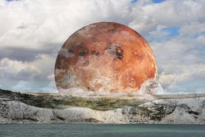 Planet of the coast by TilonsenWendeltreppe
