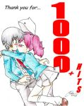Thanks for 1000hits by CPcomix