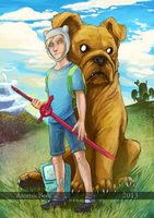 What time is it? by ZombieGnu