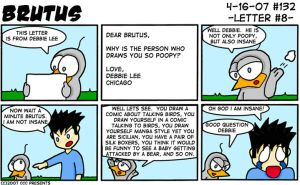 Brutus - 132 - Letter 8 by chelano