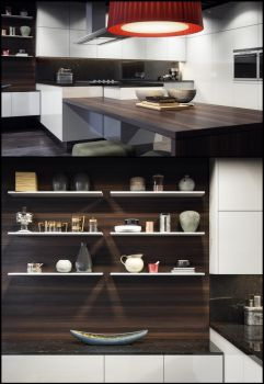 Kitchen Series -05A by kulayan3d