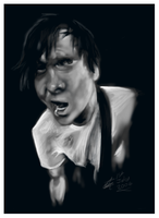Tom Delonge by ArtistMaz