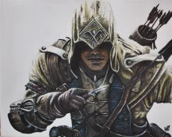 assassins creed by GStardust