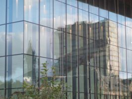 Reflect On This Building by Pho-TasticMathew