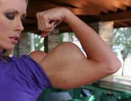 Just My Bicep by blackadder74