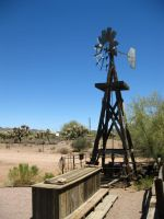 old west windmill from Apache land by aliciachristine86