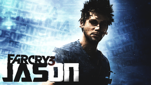 Far Cry 3: Jason Brody Wallpaper by Gigy1996
