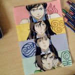 Korra by SnitchWing