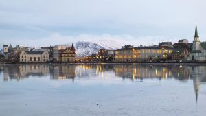 Reyjavik Reflected by unicorn1306