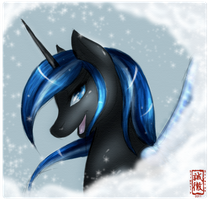 Snowdrift :Gift: by Slightly-Stratus
