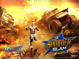 SummerSlam feat. John Cena by Photopops