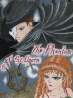 BETTER Phantom of the Opera by mimisikokryptonite