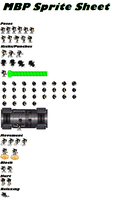 MBP Sprite Sheet by NinjaZetro