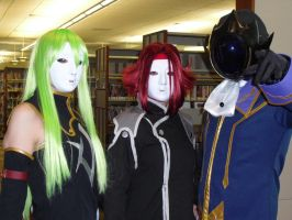 AMAZING Code Geass cosplay by Kyun-Kyun