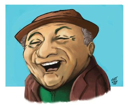 Mr Magoo De Vito  by sagejester