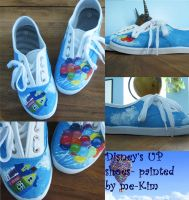 Disney's UP shoes by Webington