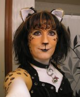 Leopard bodypaint2 2-14-2010 by toberkitty