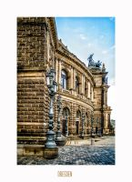Dresden - Semperoper III by calimer00