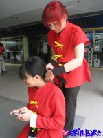 Ranma: Braiding by erinbare