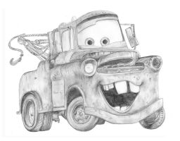 Mater by InvisibleSnow