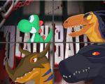 Dino's of Death Battle by Saurian96