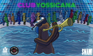 Art Jam Entry- Club Yossicana by LaptopGeek