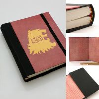 Game of Thrones Journal - Lannister by GatzBcn