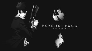 Psycho Pass- Shinya Kougami by Il-Rev