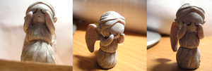 Weeping Angel :D by Alikurai