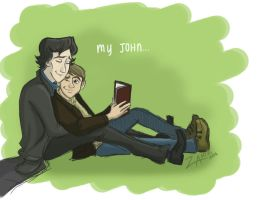 My John by BigBowsInMyHair