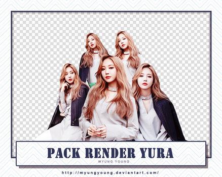 [170518] PACK RENDER #3 - YURA by MyungYoung