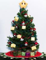 Christmas Tree by Opheroth