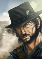 Red Dead Redemption by arthelius