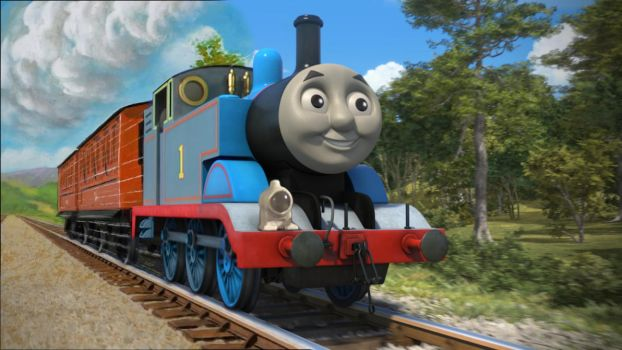Thomas has come a long way by The-ARC-Minister