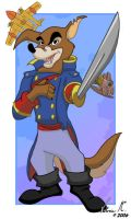 It is I - Don Karnage by roninshewolf