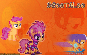 Scootaloo Wallpaper by BC-Programming