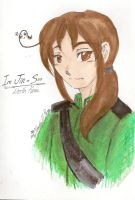 APH OC: North Korea for darkfairy612 by Merry-Muse
