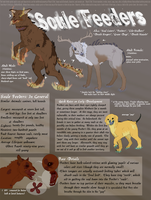 Soule Feeders Species Sheet 2A by Pred-Adopts