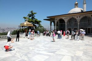 Istanbul - Topkapi Palace III by puppeteerHH