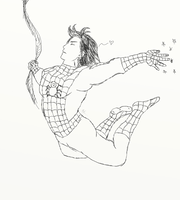 Spider Claude by x-Ask-Tanaka-x